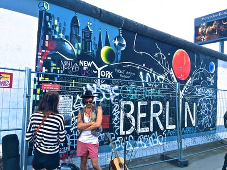 Read more about the article BERLIN # povratna letalska karta iz Benetk v Berlin že za €22!