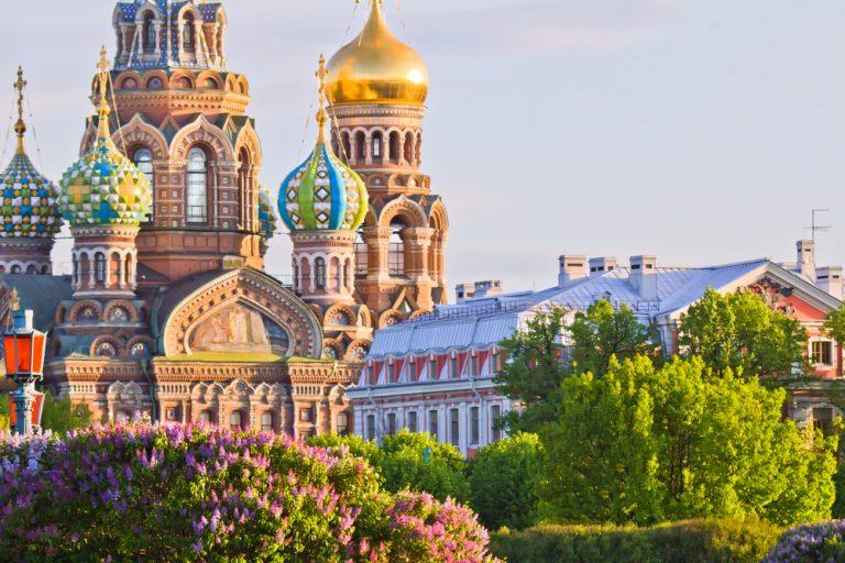 RUSIJA – SANKT PETERBURG # 7 dni (letalo + nastanitev) že za €272/os!