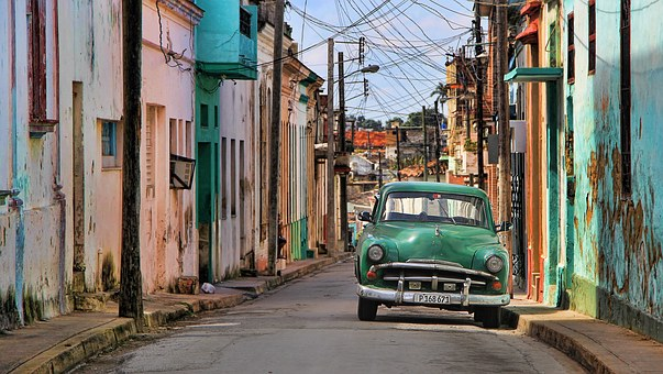 CUBA # povratne letalske karte že za €441!
