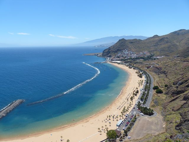 TENERIFI # 8 dni (povratna letalska karta + nastanitev) že za €217/os!