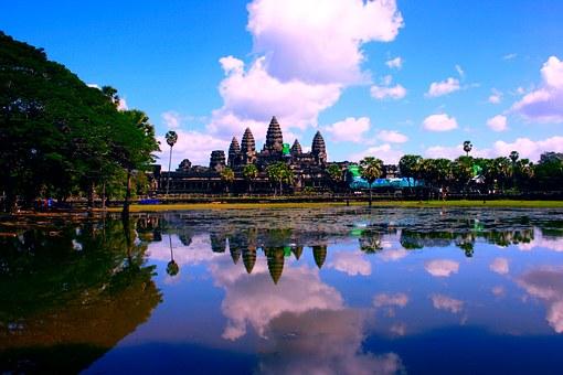 KAMBODŽA # povratne letalske karte že za €456!