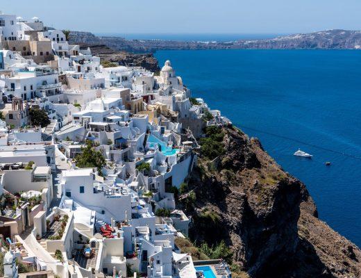 #toppotovanja, Grčija, Santorini