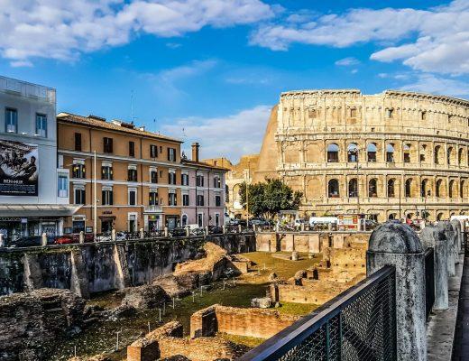 Italija Rim #toppotovanja