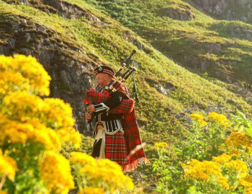 Škotska, #toppotovanja