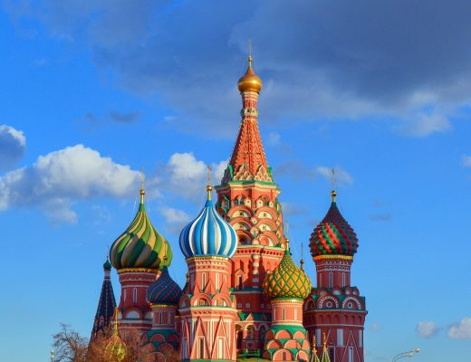 Rusija, Moskva, #toppotovanja