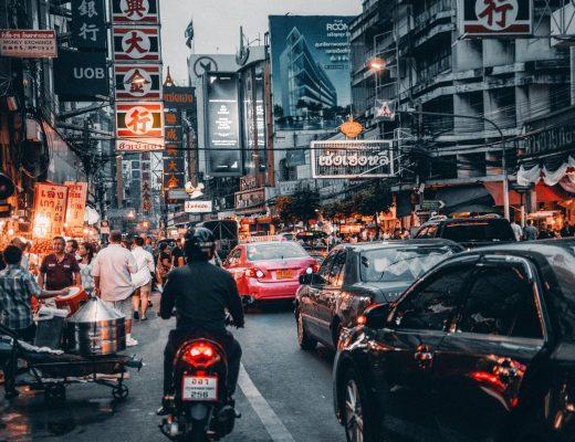 Tajska, Bangkok, #toppotovanja